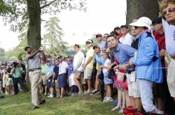 First Round of the PGA Championship