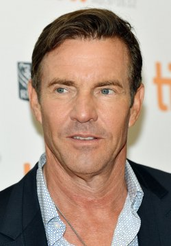 Dennis Quaid attends the 'At Any Price' premiere at the Toronto International Film Festival