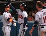 Atlanta Braves vs. San Diego Padres baseball