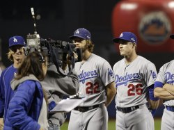 Chase Utley is booed before game 3 of the NLDS