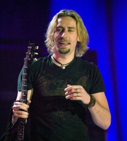CHAD KROEGER OF NICKELBACK PULLED OVER FOR ERRATIC DRIVING BY SURREY RCMP