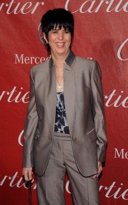 Diane Warren arrives at the Palm Springs International Film Festval in Palm Springs, California