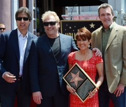 Patricia Heaton receives star on the Hollywood Walk of Fame in Los Angeles