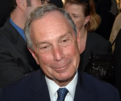 NYC MAYOR MIKE BLOOMBERG ATTENDS POLITICAL CONFERENCE IN LOS ANGELES