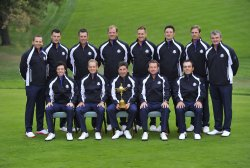 Golfers Prepare for 39th Ryder Cup in Medinah, Illinois