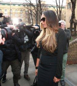 Tamara Ecclestone leaves Southwark Crown Court