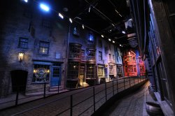 """Press view of """"The Making Of Harry Potter Studio Tour"""" in London"""