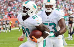 Miami Dolphins vs. New England Patriots