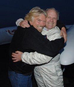 STEVE FOSSETT GETS RECORD FOR LONGEST FLIGHT EVER