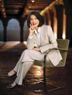 CNN's Connie Chung