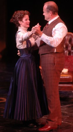 "KELSEY GRAMMER STARS IN MUSICAL "" MY FAIR LADY"" IN NEW YORK"