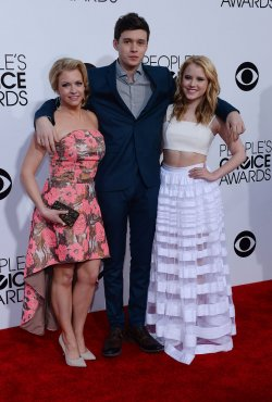The 40th Annual People's Choice Awards held in Los Angeles