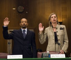 NOMINEES FOR FEDERAL JUDICIARY TESTIFY AT CONFIRMATION HEARING IN WASHINGTON