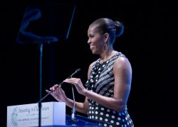 A Conversation with Michelle Obama and Laura Bush at the U.S.- Africa Leaders Summit