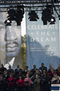 MLK Memorial Dedicated in Washington