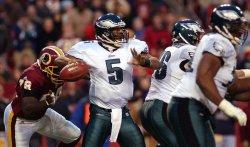 Philadelphia Eagles at Washington Redskins Football