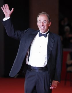 Michael Hoffman arrives at the Rome International Film Festival
