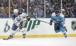 NHL Winter Classic in Buffalo