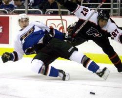 Philadelphia Flyers at Washington Capitals NHL