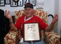 Party to honor former St. Louis Cardinals Joe Cunningham