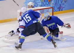 Slovenia vs USA at Sochi 2014 Winter Olympics