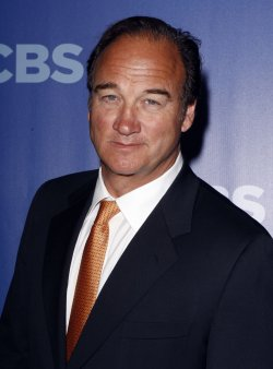 Actor Jim Belushi arrives at the 2010 CBS Up Front at Lincoln Center in New York