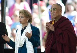 The Dalai Lama in Seattle