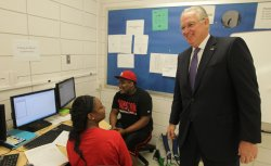 Governor announces more than $5 million in renovations at St. Louis Community College campuses
