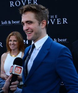 """The Rover"" premiere held in Los Angeles"