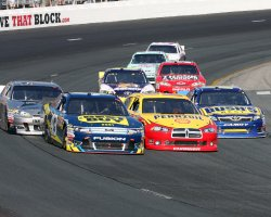 NASCAR Sylvania 300 at Loudon, NH
