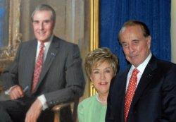 SENATE UNVEILS PORTRAIT OF FORMER MAJORITY LEADER BOB DOLE