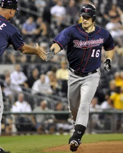 Pirates and Twins Inter-League Play in Pittsburgh