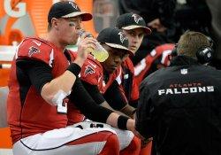 The Atlanta Falcons vs. Seattle Seahawks