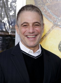 Tony Danza arrives on the carpet for the Hugo Premiere at the Ziegfeld Theater in New York