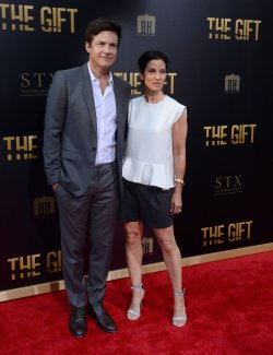 """The Gift"" premiere held in Los Angeles"