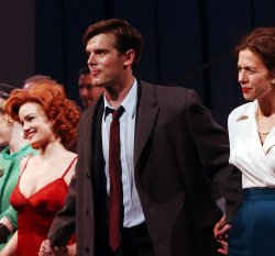 "PETER KRAUSE DEBUTES ON BROADWAY IN ARTHUR MILLER PLAY ""AFTER THE FALL"""