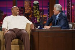 "CHARLES BARKLEY APPEARS ON ""THE TONIGHT SHOW WITH JAY LENO"""
