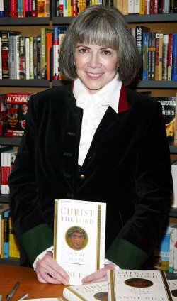 ANNE RICE BOOKSIGNING