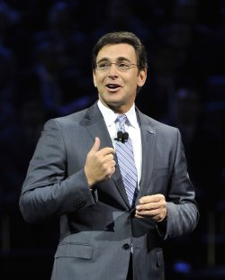 Ford's Fields speaks at NAIAS in Detroit