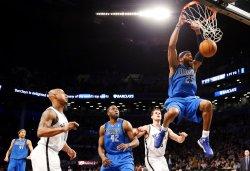 Nets vs Mavericks at Barclays Center