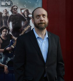 "Paul Giamatti attends the ""Rock of Ages"" premiere in Los Angeles"