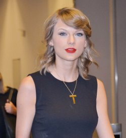 Taylor Swift arrives inTokyo