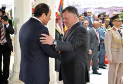 Former Army Chief Abdel Fattah Al-Sissi Was Sworn in as Egypt's President,
