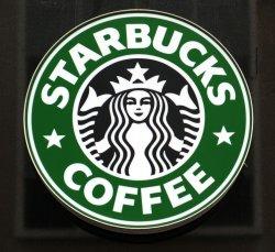 Starbucks Coffee logo in Washington