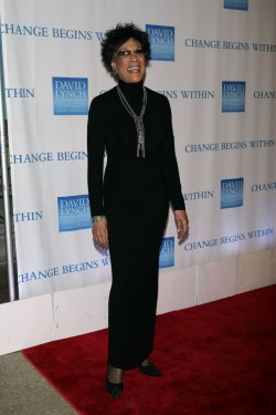 "Bettye LeVette arrives for the 2nd Annual ""Change Begins Within"" Benefit in New York"