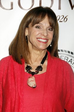 Valerie Harper arrives for the Friars Club Roast of Betty White in New York