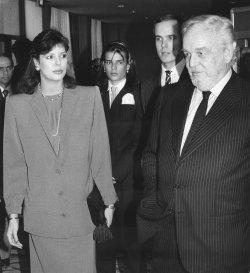 Monaco Royal Family attends gala in Washington