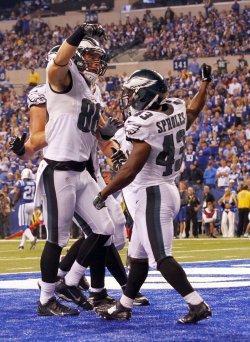 Indianapolis Colts vs Philadelphia Eagles