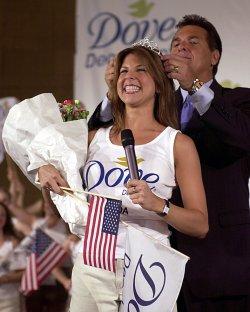 Dove Deodorant sponsors America's Most Beautiful Underarms contest