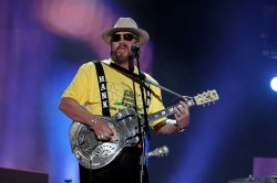 Hank Williams Jr performs at the 2012 CMA Music Festival in Nashville